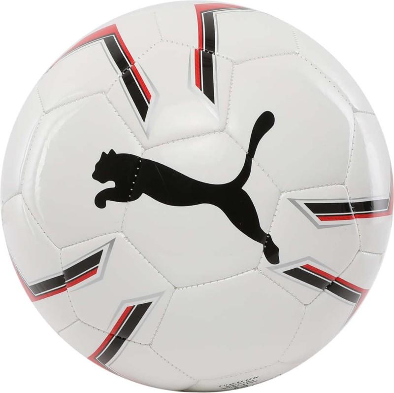 Puma Pro Training 2 MS ball Football - Size: 5(Pack of 1, White)