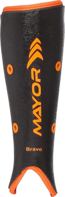 Mayor Bravo Hockey Shin Guard(Black)