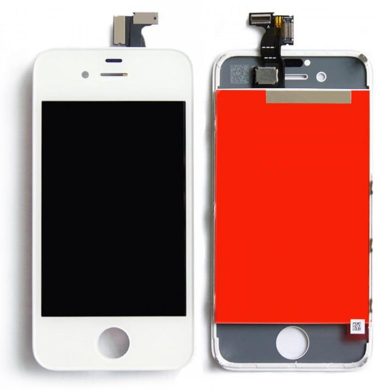 SIRIUS Apple iPhone 4s (White) IPS LCD(-4s)