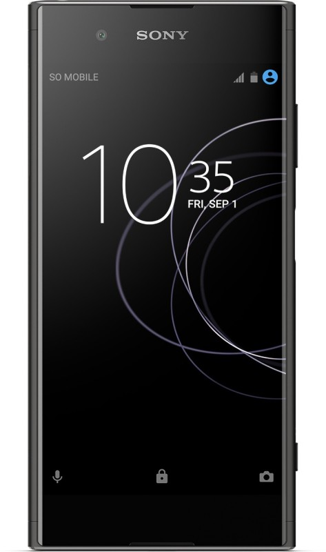 Sony Xperia XA1 Plus (Black, 32 GB)(4 GB RAM)