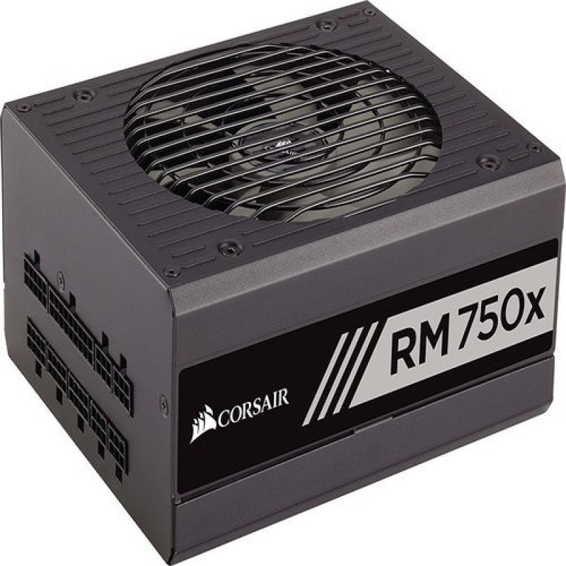 Corsair CORSAIR SMPS RM750x 750 Watts PSU(Black)
