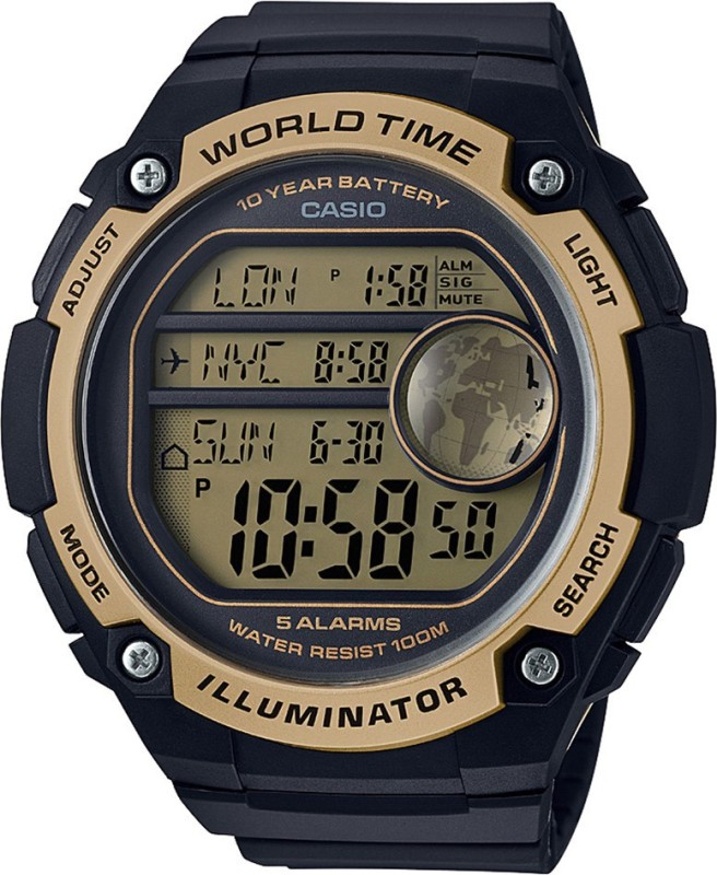 Casio D136 Youth  Men's Watch image