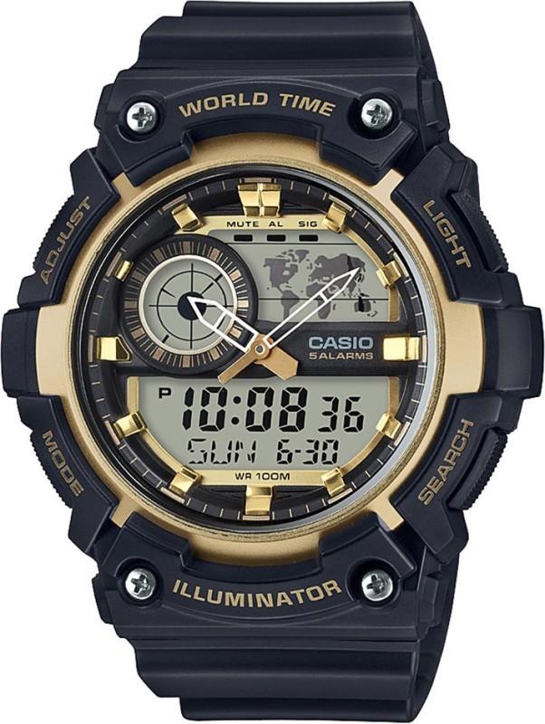 Casio AD212 Youth Combination Men's Watch image