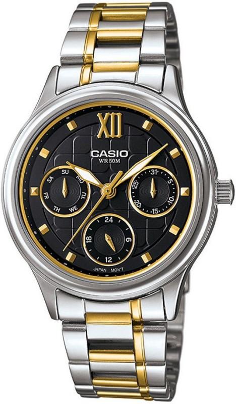 Casio A1003 Enticer Ladies Women's Watch image