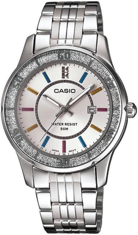 Casio A806 Enticer Ladies Women's Watch image