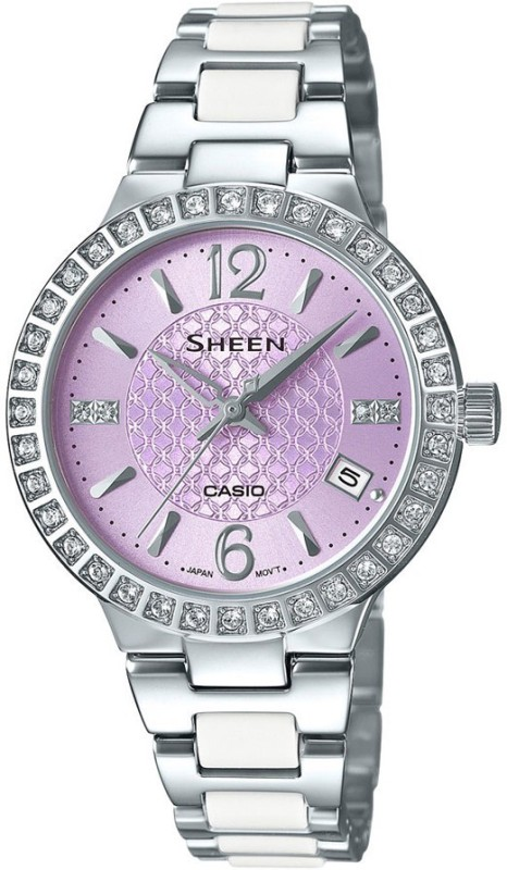 Casio SX182 Sheen Women's Watch image