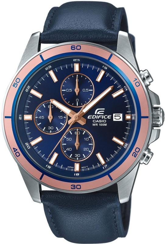 Casio EX302 Edifice Watch - For Men