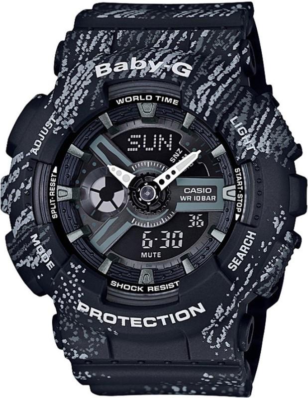 Casio BX071 Baby-G Women's Watch image