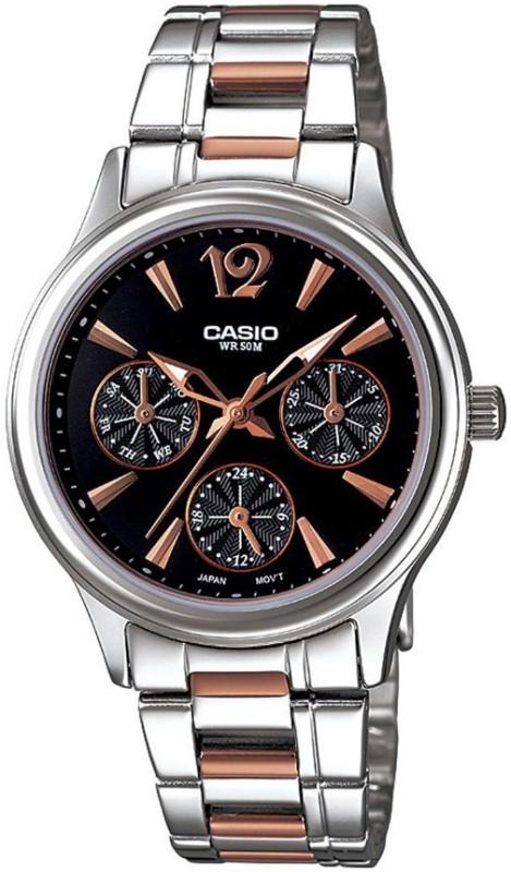Casio A846 Enticer Ladies Women's Watch image