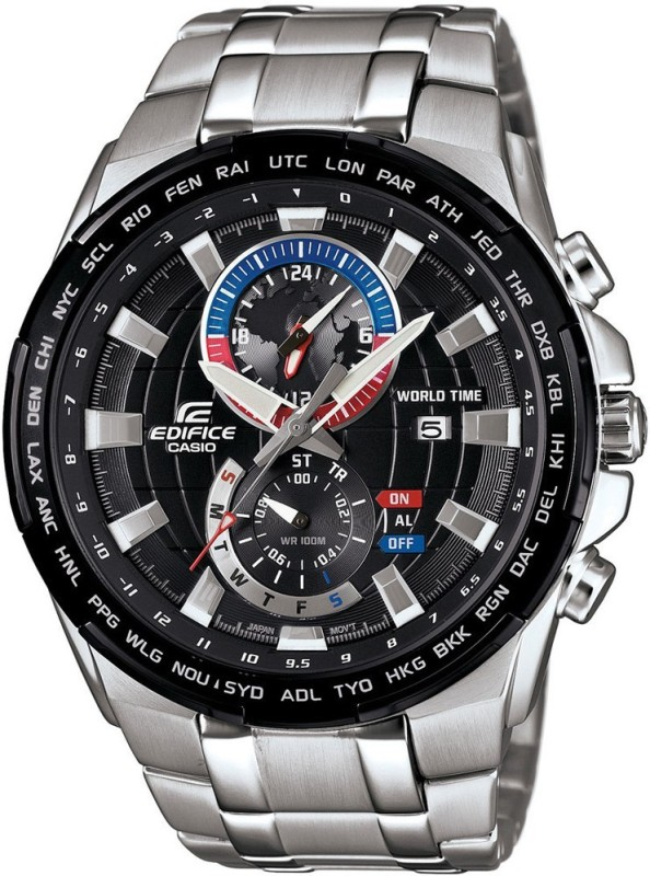 Casio EX262 Edifice Watch - For Men