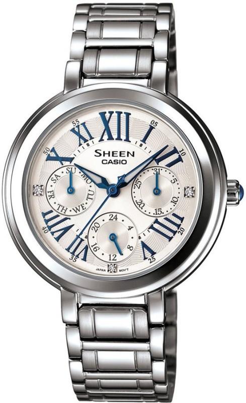 Casio SX121 Sheen Women's Watch image