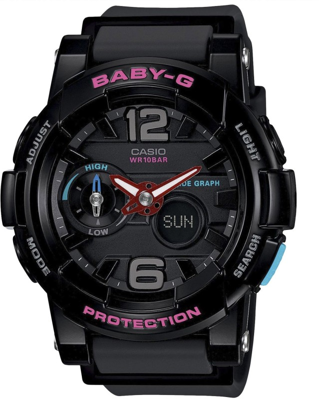 Casio BX028 Baby-G Women's Watch image.