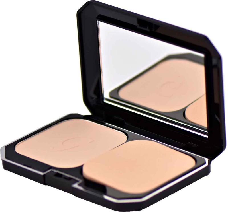 GlamGals Two Way Cake skin Compact ,SPF 15,12g Compact - 12 g(Skin)