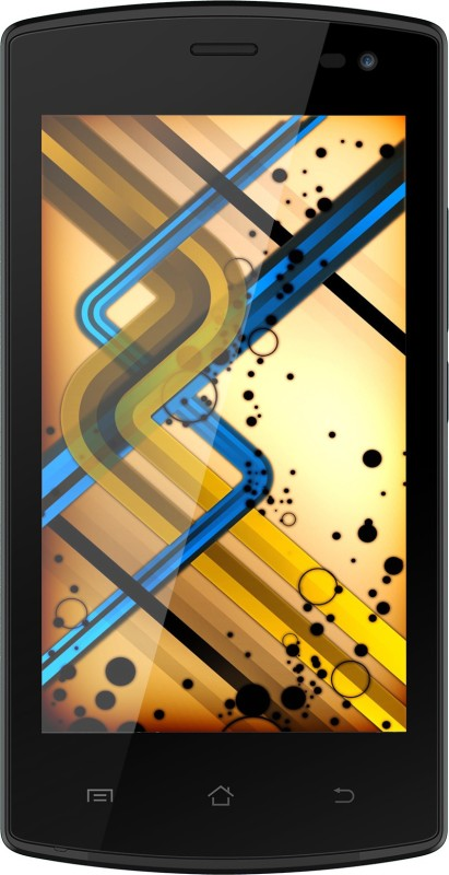 iVooMi iV Smart 4G (Black, 4 GB)(512 MB RAM)