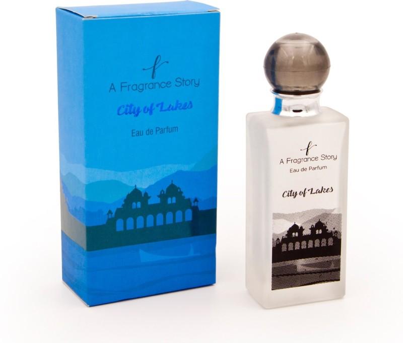 A Fragrance Story City Of Lakes Eau de Parfum - 50 ml(For Men & Women)