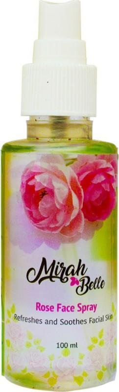 Mirah Belle Naturals Rose Face Spray(100 ml)