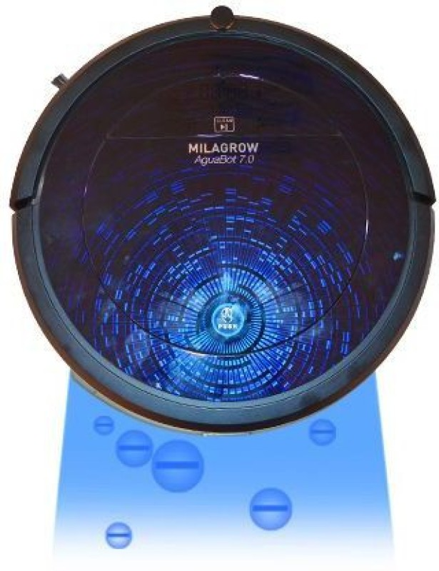 Milagrow AguaBot 7.0 Spaze Anion Robotic Floor Cleaner(Blue and BlackConstellation)