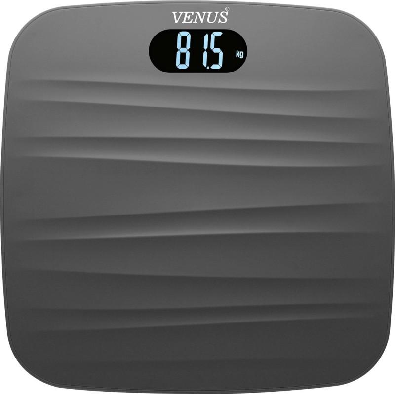 Venus Prime lightweight Weighing Scale(Black)