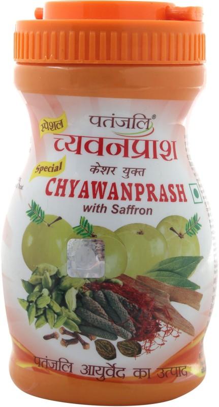 Patanjali Special Chyawanprash with Saffron(500 g)