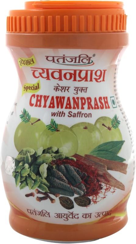 Patanjali Special Chyawanprash with Saffron(1 kg)