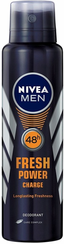 Nivea Fresh Power Charge Body Spray Body Spray - For Men(150 ml)