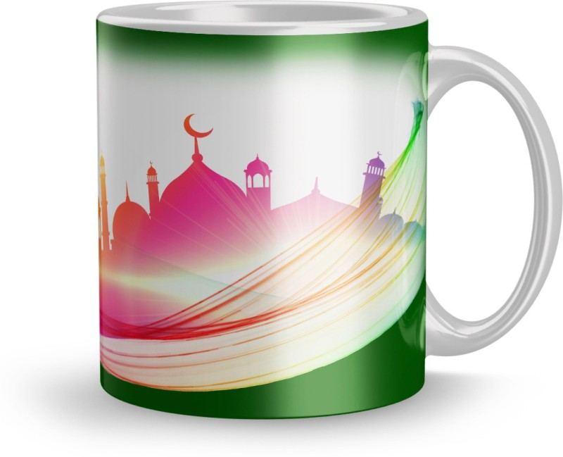 Apoorva Exclusive 320ml Ceramic Printed mug Gift For friend girl Eid Gift...
