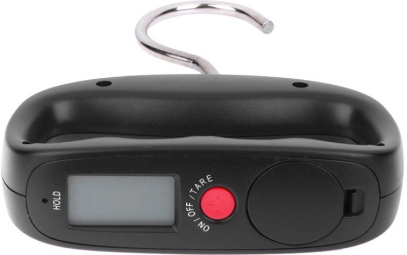 CASON Electronic Digital Travel Bag Luggage Weight Capacity- 50 Kg Heavy duty & Pin type-P7 Weighing Scale(Multicolor)