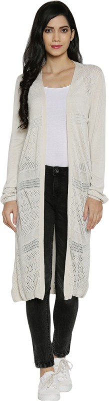 Annabelle by Pantaloons Womens No Closure Cardigan