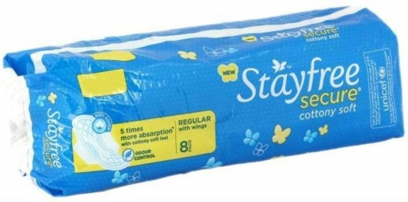 Stayfree Secure Pad Sanitary Pad