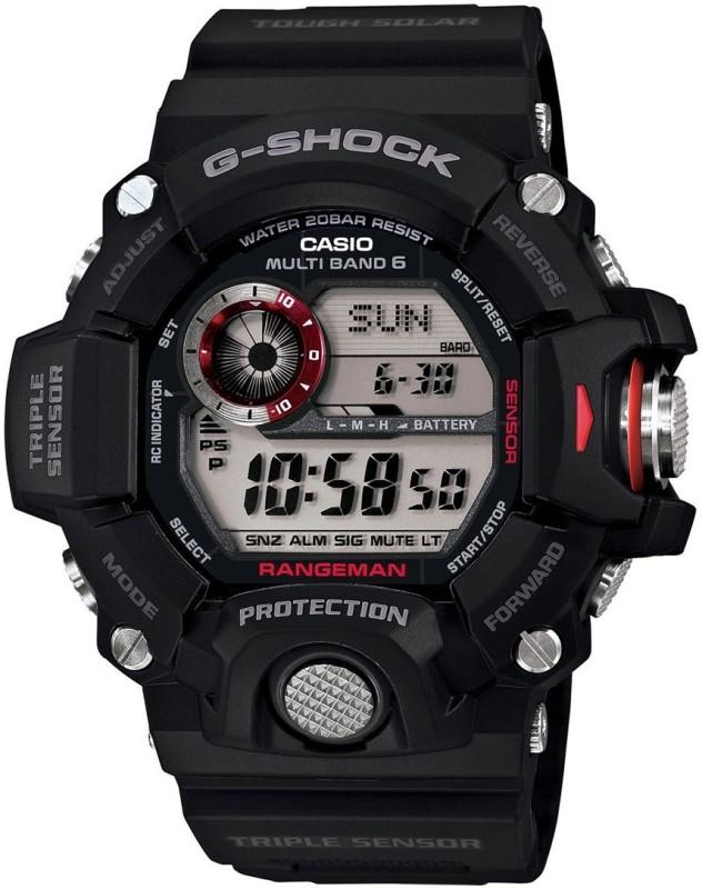 Casio G485 G-SHOCK Rangeman Digital Watch - For Men