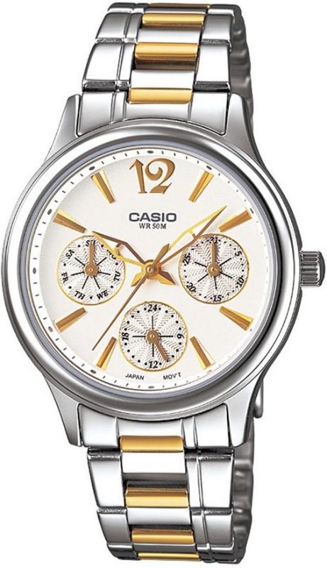 Casio A847 Enticer Ladies Women's Watch image