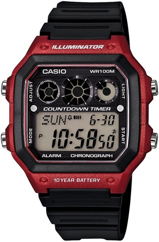 Casio D108 Youth Series Men's Watch image