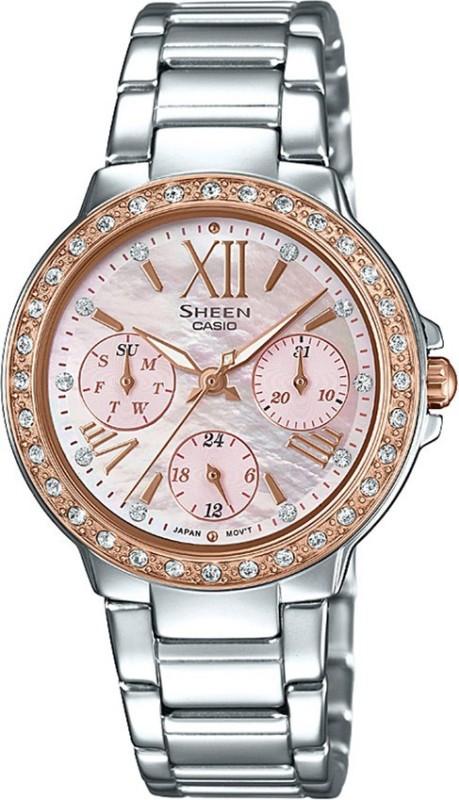 Casio SX188 Sheen Women's Watch image