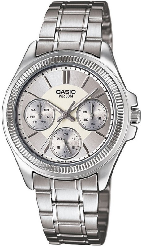 Casio A934 Enticer Ladies Analog Watch - For Women