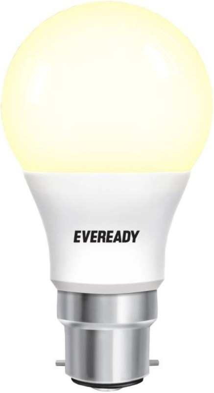 Eveready 9 W Standard B22 LED Bulb(Yellow)