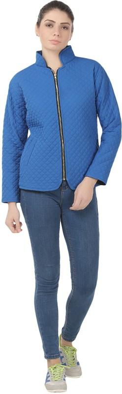 shyammc Full Sleeve Self Design Women Jacket