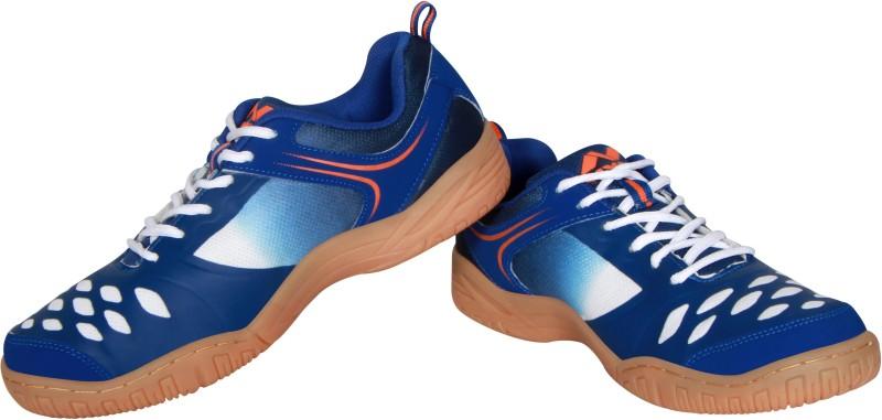 Nivia HY-COURT Badminton Shoes For Men(Blue)