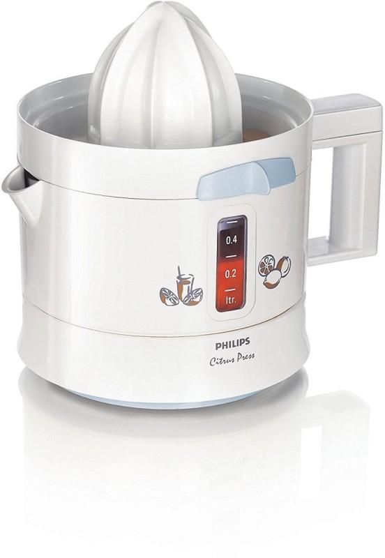 Philips PH - (2774) 25 Juicer(White, 1 Jar)