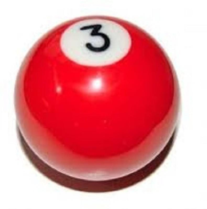 Laxmi Ganesh Billiard (1 PIECE ) Billiard Ball(Pack of 16, Orange)