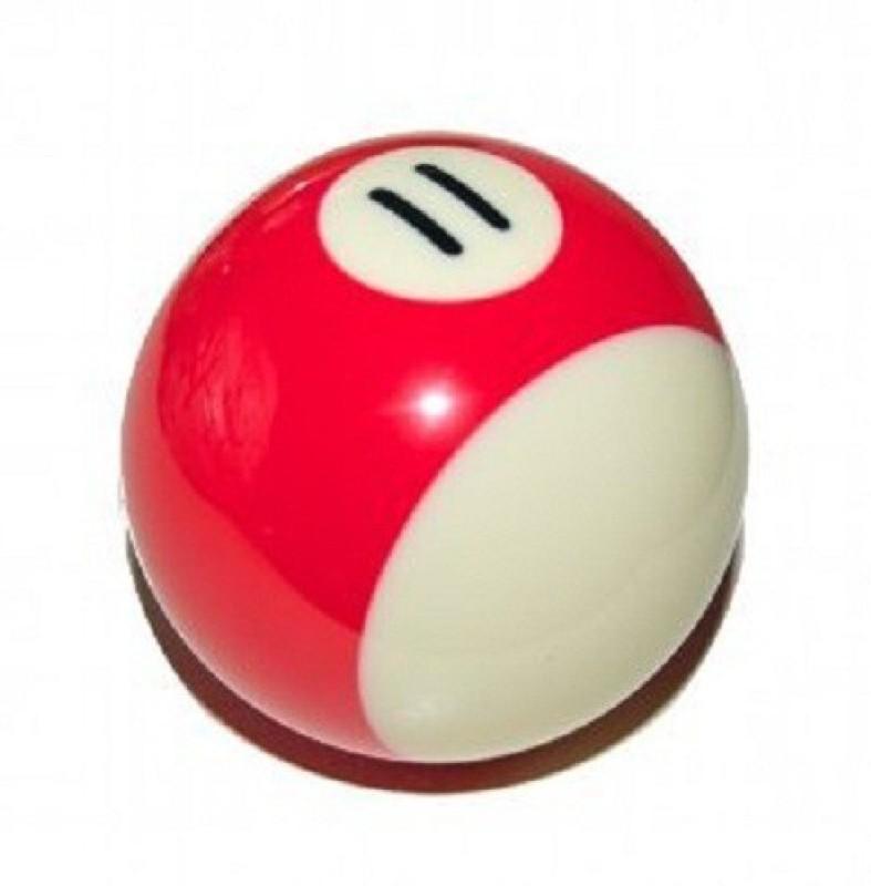 Laxmi Ganesh Billiard L (1 PIECE ) Billiard Ball(Pack of 16, Orange)
