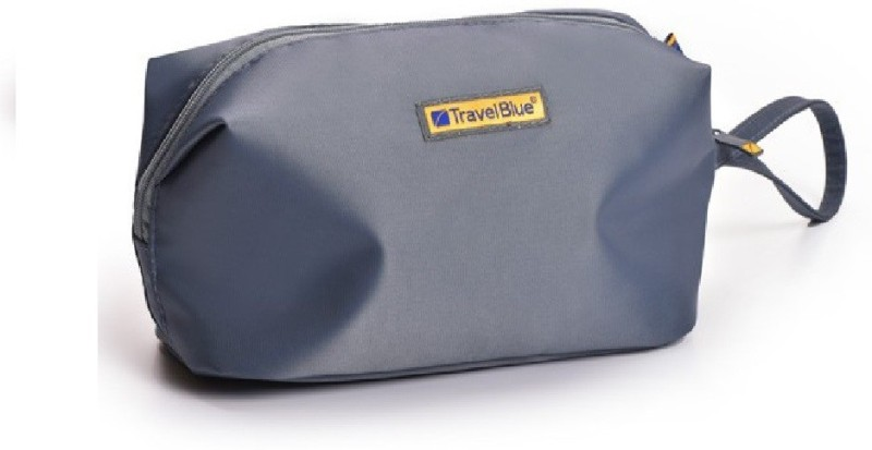 Travel Blue Cosmetic/Toiletry Bag Travel Toiletry Kit(Grey)