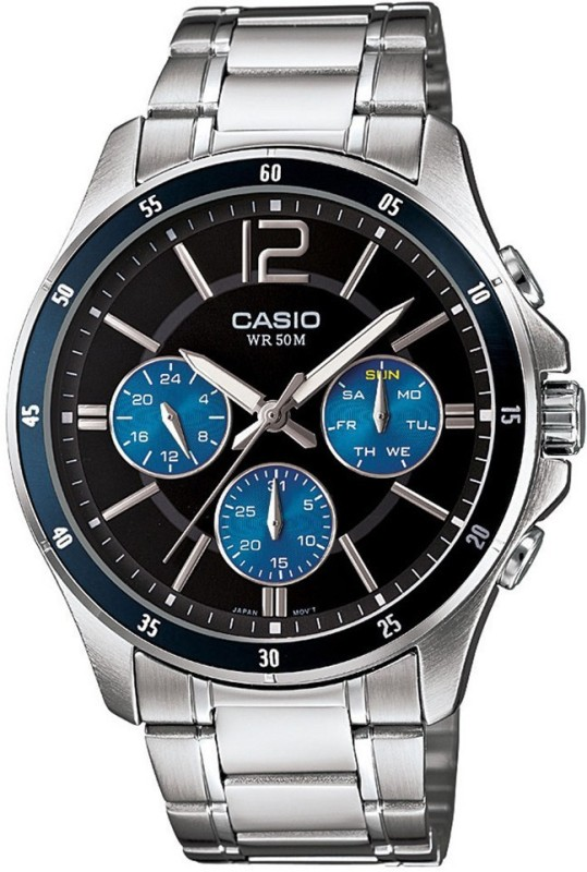Casio A950 Enticer Men Watch - For Men