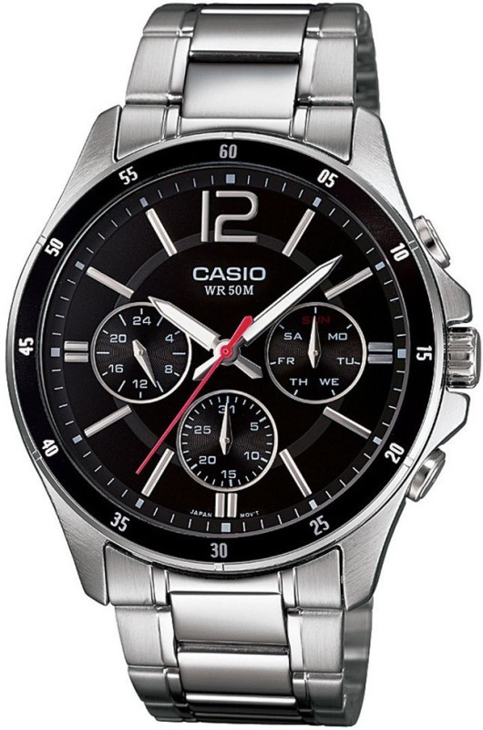 Casio A832 Enticer Men Watch - For Men