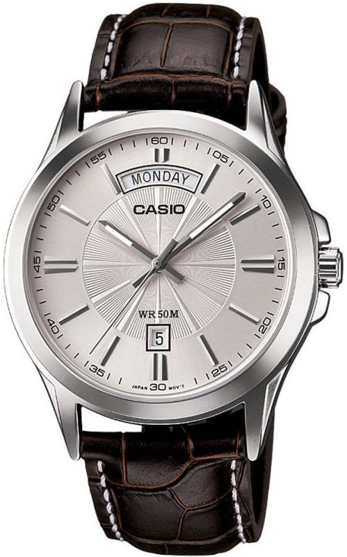 Casio A845 Enticer Watch - For Men
