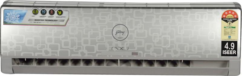 Godrej 1.5 Ton Inverter Split AC  - Silver(GSC 18 GIG 5 DGOG (NXW))