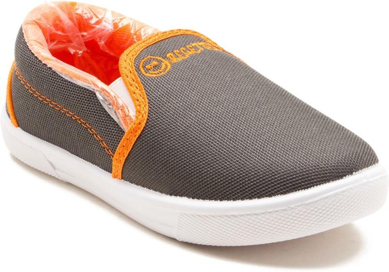 BEGETTER The Inceptioner Boys Slip on Loafers(Grey)