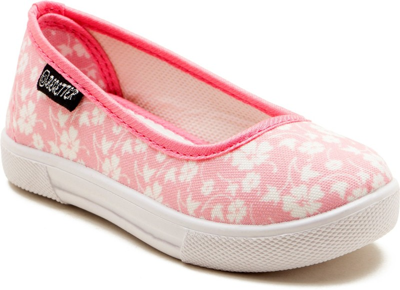 BEGETTER The Inceptioner Girls Slip on Ballerinas(Pink)