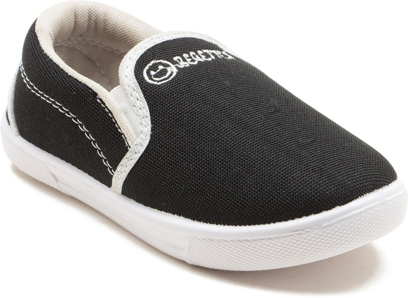 BEGETTER The Inceptioner Boys Slip on Loafers(Black)