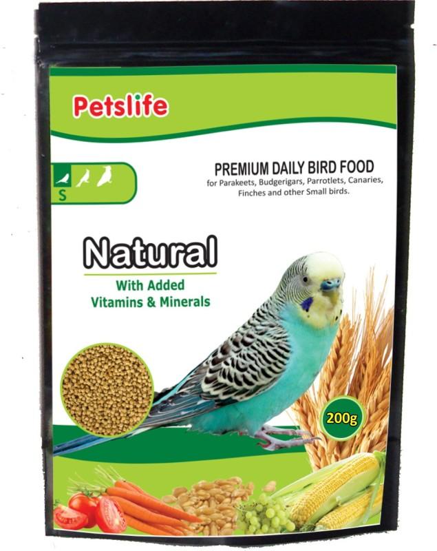 taiyo Taiyo Petslife Premium Daily Bird Food 200g Fruit Dry Bird Food