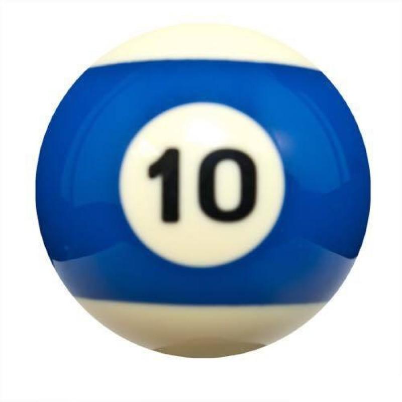 Laxmi Ganesh Billiard POOL SOLID BALL (10) Billiard Ball(Pack of 16, Blue)